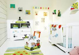 french company vertbaudet with their cool baby nursery design