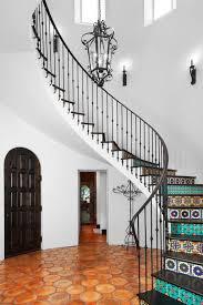 sunflower motif stair riser ideas cover stair riser ideas