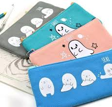 pencil pouches ghost and seal slim pencil pouch pencil pouch