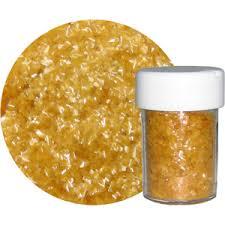 ediable glitter edible glitter gold 1 4 oz bottle