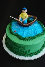 fishing cake my creations pinterest fishing cakes cake and