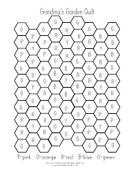 hexagon coloring pages getcoloringpages com