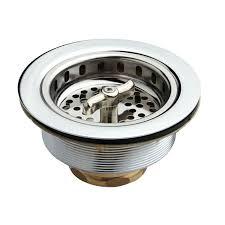 Kitchen Sink Strainer Basket Replacement Kitchen Sink Stopper Strainer Strainer Basket With Wing Nut