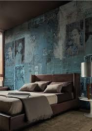 Schlafzimmer In Blau Braun Trendletter Imm Cologne Contract Design Italienische
