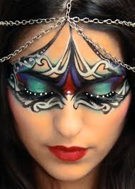 102 best fantasy halloween makeup images on pinterest make up