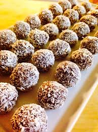how to make mouthwatering chocolate balls recipe snapguide