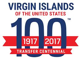 Virgin Islands Flag V I Transfer Centennial Commission