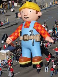 st patrick u0027s 2015 parade feature giant bob builder