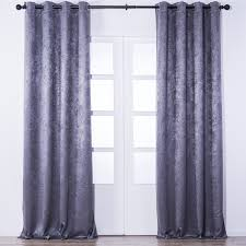 Light Grey Blackout Curtains Blackout Curtains Window