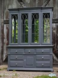 Amish Country Kitchen Cabinets  Cabinet Hutch Amish Built - Kitchen hutch cabinets