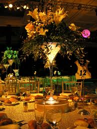 Large Martini Glass Centerpieces by Martini Glass Centerpiece Ideas Martini Glass Wedding