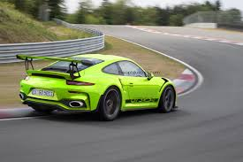 new porsche 911 gt3 rs facelifted porsche 911 gt3 rs imagined with 4 2 liter engine