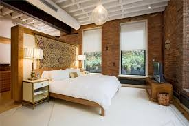 Ceiling Room Dividers by Interior Luxury Brown Wooden Master Bed And Room Dividers