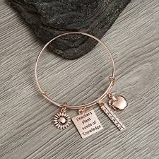 infinity bangle bracelet images 25 off infinity collection jewelry 2 rose gold teacher bangle jpeg