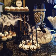 candy table for wedding great gatsby wedding dessert candy buffet table by bizzie bee