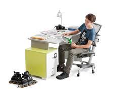 Schreibtisch F Jugendliche Höhenverstellbare Schreibtische