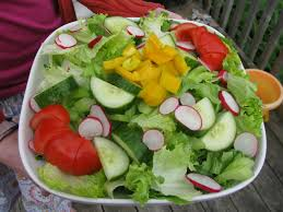 Garden Salad Ideas Lets A Salad Health Sum