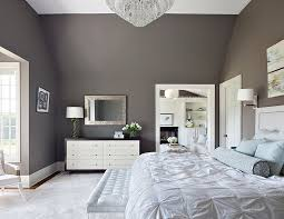 Upholstered Entryway Bench Master Bedroom With Hardwood Floors By Claire Paquin Zillow Digs