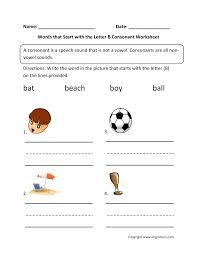 writing practice letter b printable worksheet for preschool free