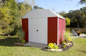 arrow red barn shed rh108