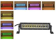 Led Light Bar Color Changing by 12