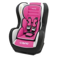 sieges auto nania siège auto nania cosmo luxe groupe 0 1 norauto fr