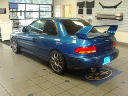 subaru rsti coupe 1995 subaru impreza rs news reviews msrp ratings with amazing