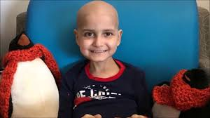 9 year old cancer patient asks for an early last christmas gift