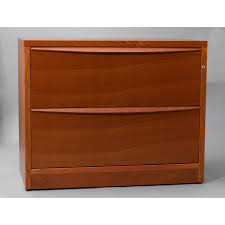Wood Lateral Filing Cabinets Cherry Wood 2 Drawer Lateral File Cabinet Drawer Design