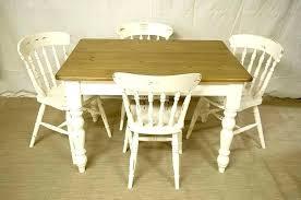 shabby chic kitchen table shabby chic oak furniture shabby chic dining table and chairs shabby