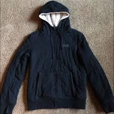 82 off vans jackets u0026 blazers black authentic vans zipup jacket