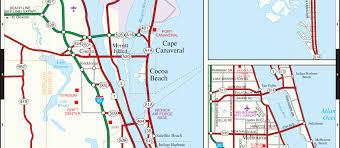 Vero Beach Florida Map Cocoa Beach Map Robert Trent Jones Golf Trail Map Best Maps