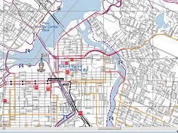 Boston Bike Map by Cycling Montreal Laurentides Gatineau Ottawa And Ottawa River