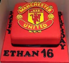 football themed celebration cakes