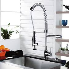 single lever pull out kitchen faucet 80 best soothing kitchen faucets images on faucet