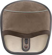 black friday foot massager homedics percussion action handheld massager gray hhp 350 best buy