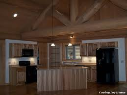 Rustic Cabin Kitchen Cabinets Captivating Image Of Rustic Cabin Kitchens Decoration Using Rustic