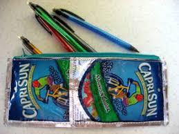 pencil bag trash to triumph pencil bags juice and pencil pouch