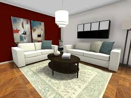 layout design for small living room living room small room ideas living furniture layout dark red