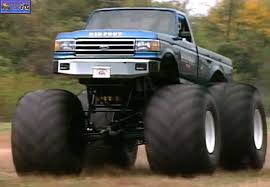 bigfoot monster truck movie monster truck photo album