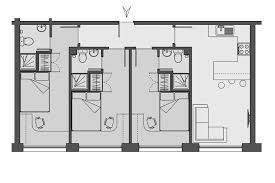bradford floor plan wardley house bradford student accommodation sanctuary students