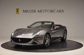 Ferrari California Grey - 2015 ferrari california t stock 4344 for sale near greenwich ct