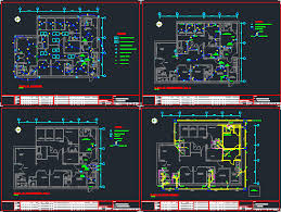 electrical installation dispensary dwg plan for autocad u2022 designs cad