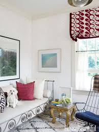 unify antique and modern with geometric rugs 14 gorgeous rooms