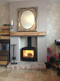 Living Rooms With Wood Burning Stoves Best 25 Freestanding Fireplace Ideas On Pinterest Modern