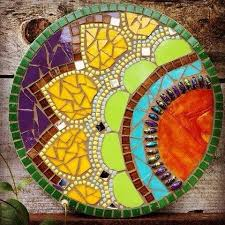 Best  Mosaic Art Ideas On Pinterest Mosaics Mosaic And - Wall mosaic designs