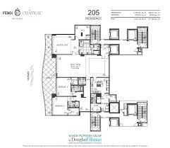 fendi chateau residences floor plans luxury oceanfront