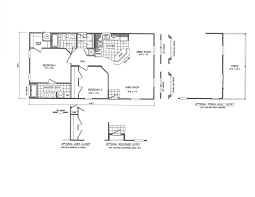 sample floor plans manufactured housing industry of arizona