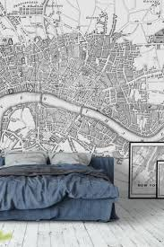 33 best map wall murals images on pinterest photo wallpaper london map wall mural wallpaper