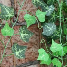 home decor artificial plants 12 x ivy vine decoration artificial plants leaf sweet potato